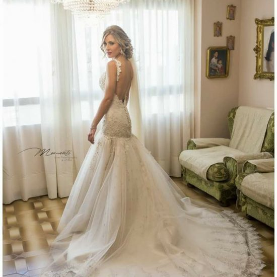 Nuria piqueres trajes de novia alta costura castellon