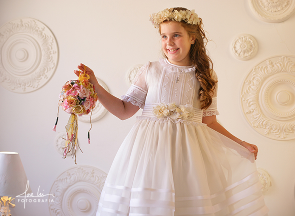 trajes de comunion echos a medida alta costura en castellon